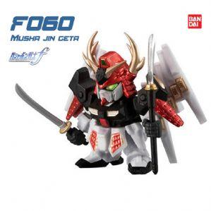 Gd Gashapon Senshi Forte #2.5 - โมเดลกันดั้ม เซนชิ ฟอร์เต้ - Musha jin geta